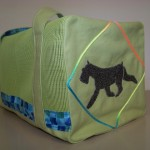 Standard schnauzer article bag