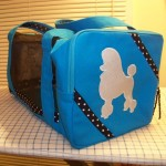 Standard Poodle article bag