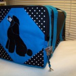 Second Standard Poodle article bag