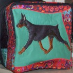 Doberman bag